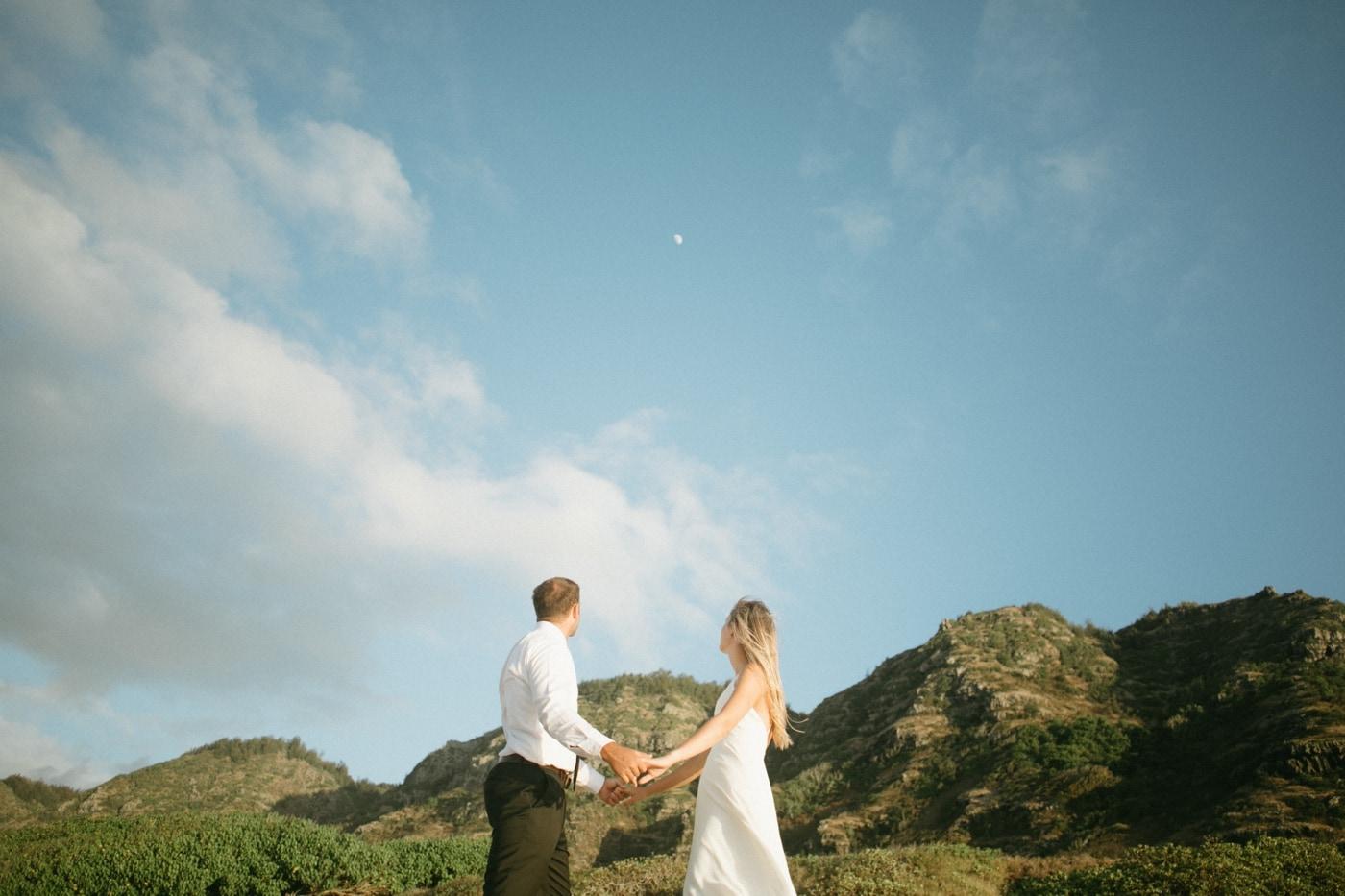 Adventure wedding bridals