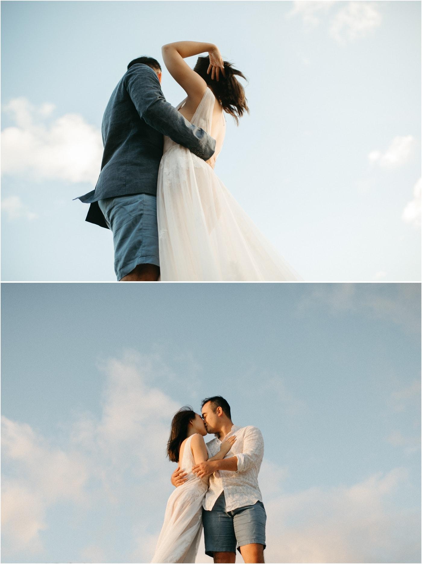 Couples session Yokohama Bay