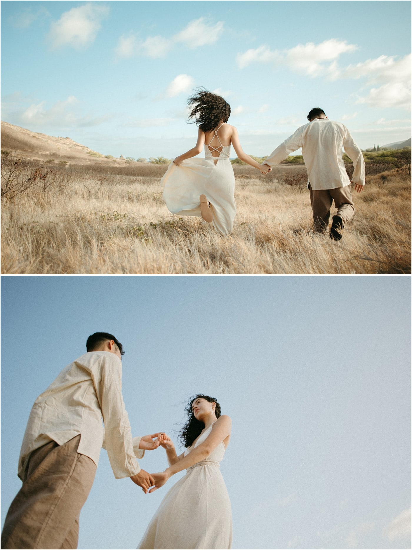 Adventure elopement photography by Emily Choy